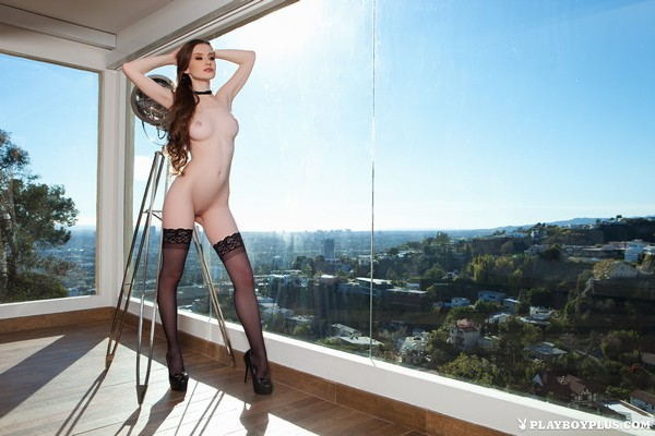 [Playboy Plus] Emily Bloom - Sexy Sunbath 1460291349_premium_poster