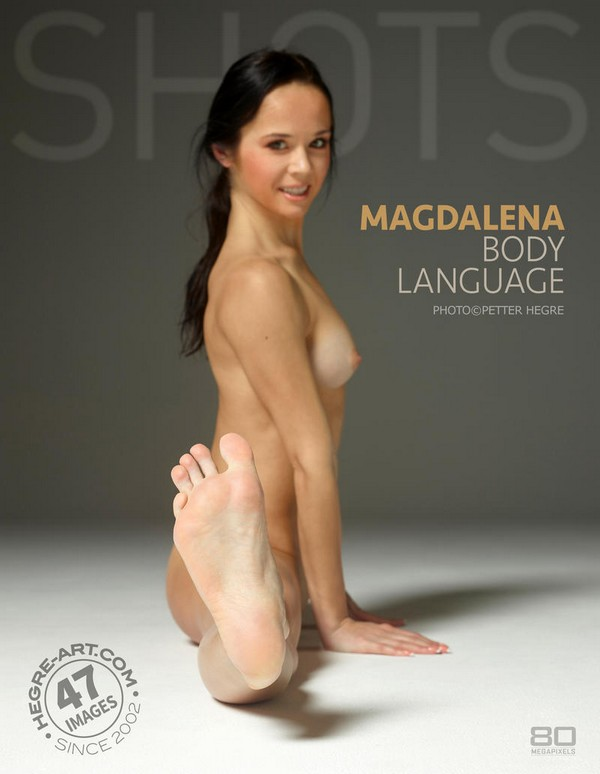 [Hegre-Art] Magdalena - Body Language - idols