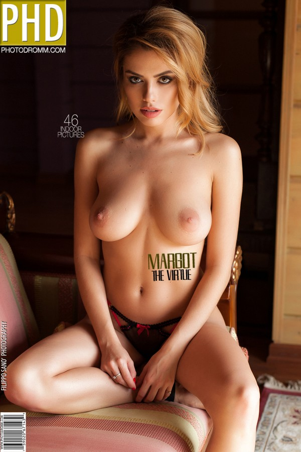 [PhotoDromm] Margot - The Virtue