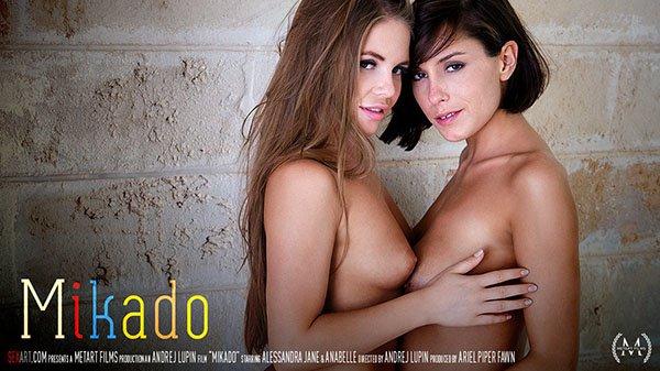 [Sex-Art] Alessandra Jane, Anabelle - Mikado