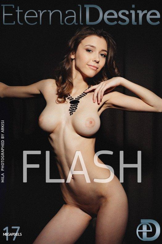 [EternalDesire] Mila - Flash sexy girls image jav