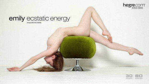[Art] Emily Bloom - Ecstatic Energy