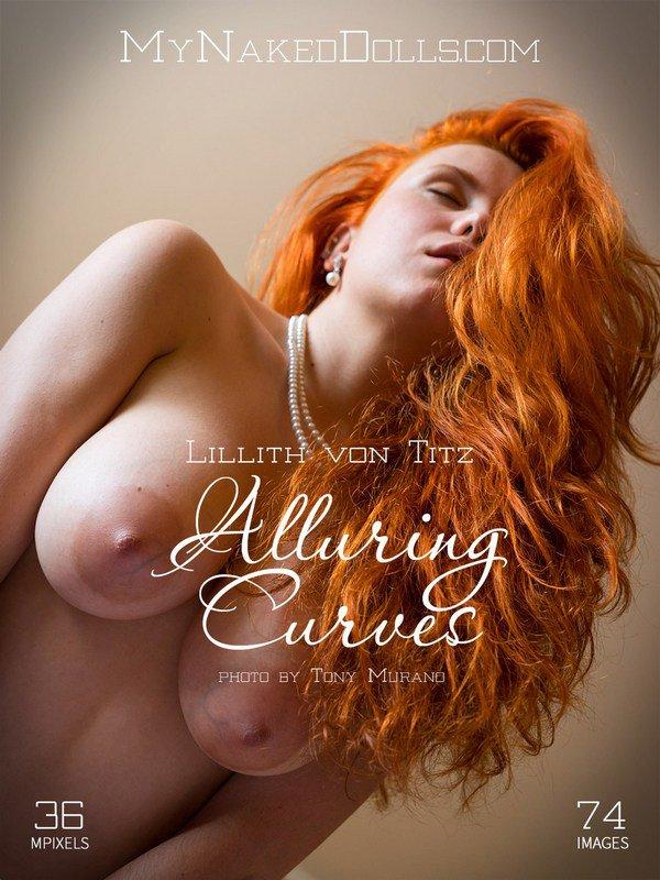 [MyNakedDolls] Lillith Von Titz - Alluring Curves