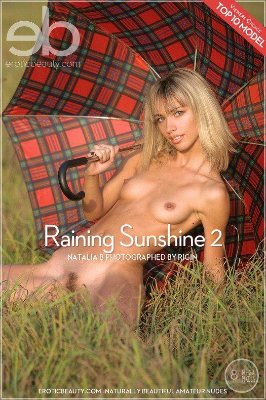 [EroticBeauty] Natalia B - Raining Sunshine 2