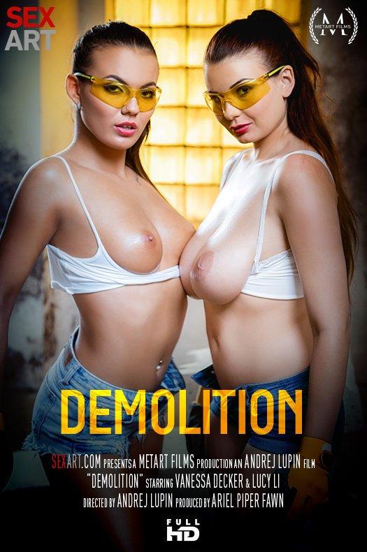 [Sex-Art] Lucy Li, Vanessa Decker - Demolition