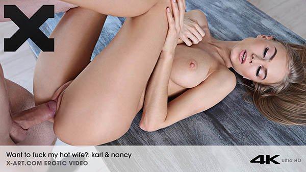 [X-Art] Nancy - Want To Fuck My Wife? x-art 07190