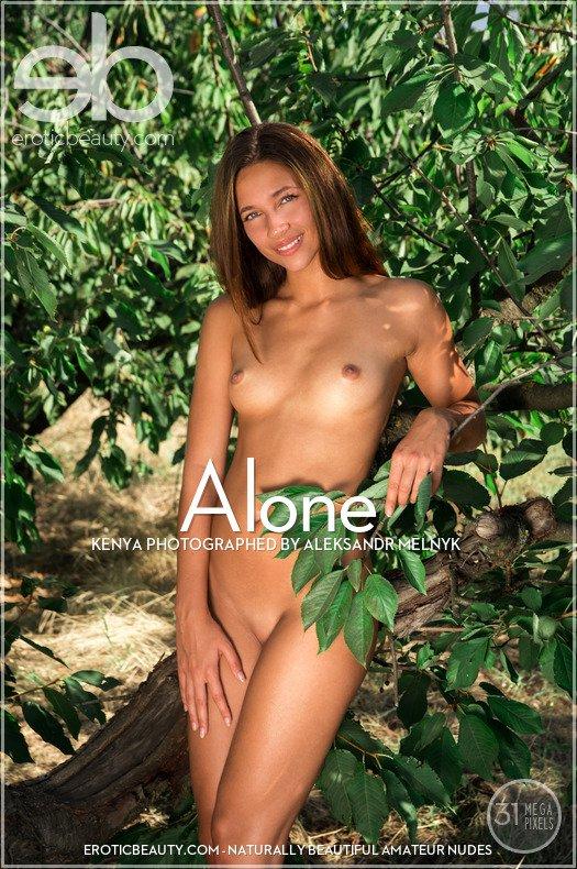[EroticBeauty] Kenya - Alone