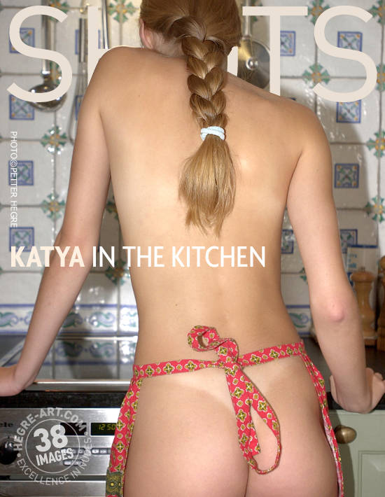 [Hegre-Art] Katya - In The Kitchen
