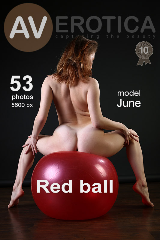 [avErotica] June - Red Ball