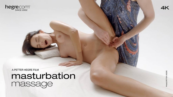 [Hegre-Art] Ariel - Masturbation Massage