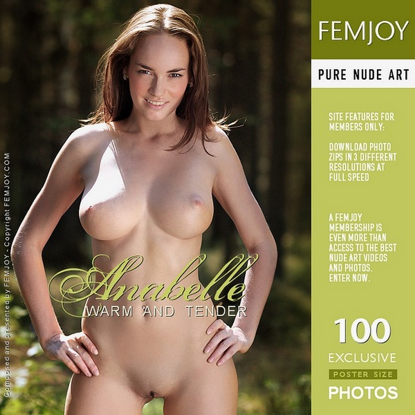 [FemJoy] Anabelle - Full Photo & Video Pack 2010-2013