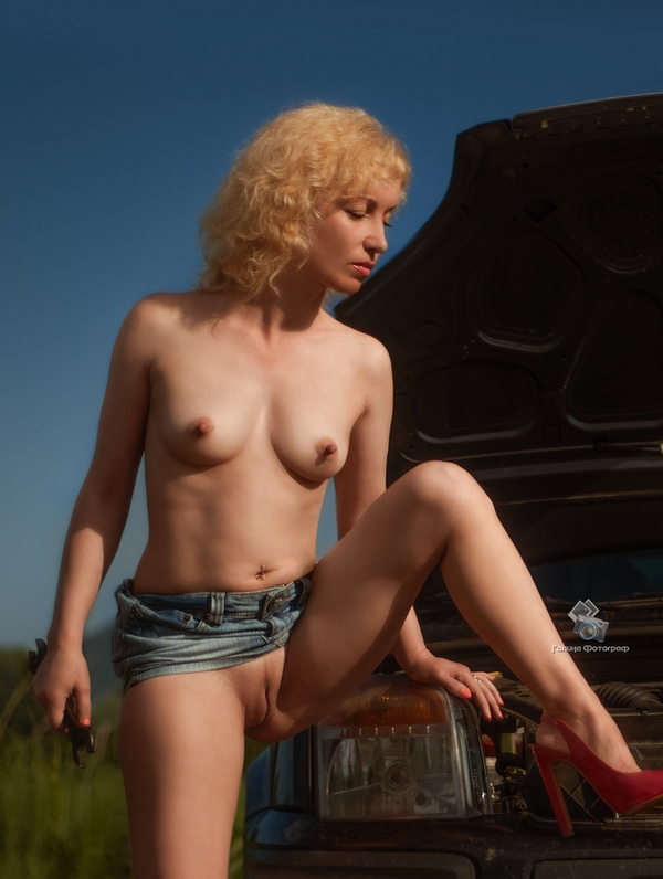 Russian Nude Art, Vol. 105