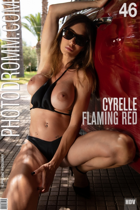 [PhotoDromm] Cyrelle - Flaming Red