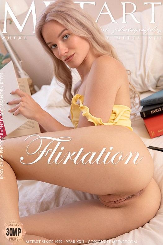 [Met-Art] Roxy Shaw - Flirtation