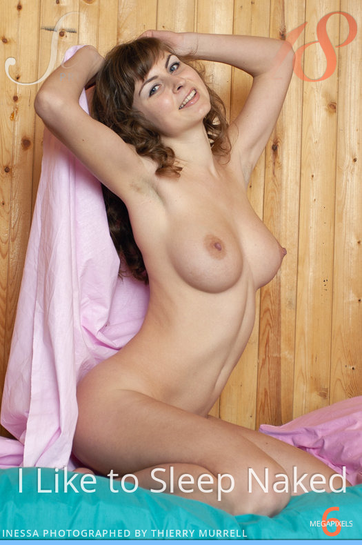 [Stunning18] Inessa - I Like To Sleep Naked