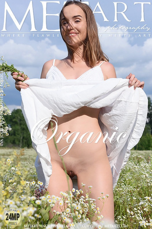 [Met-Art] Eva Jolie - Organic - idols