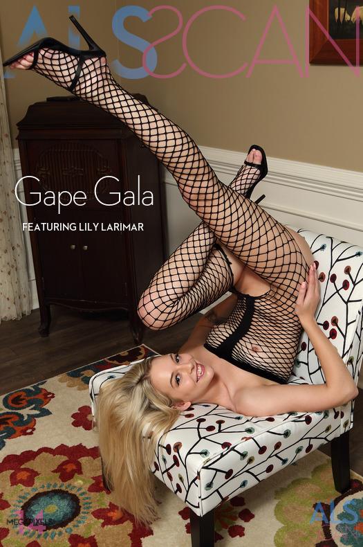 [Beauty] Lily Larimar - Gape Gala
