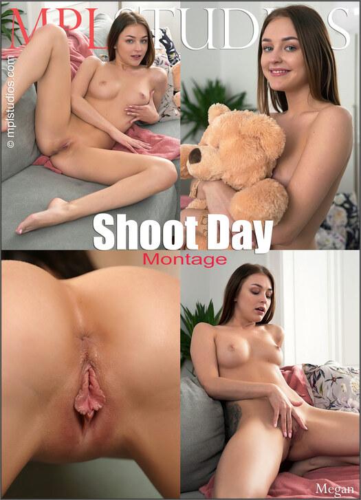 [MPLStudios] Megan - Shoot Day: Montage