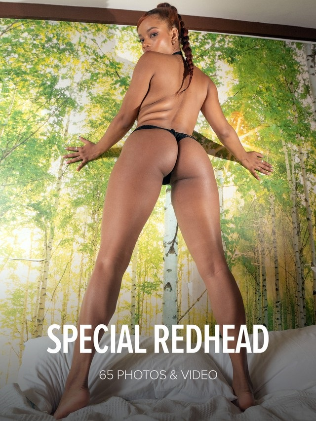 [WB4Y] Alana Joness - Special Redhead