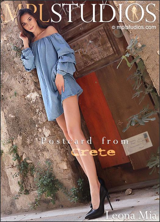 [MPLStudios] Leona Mia - Postcard From Crete mplstudios 07080
