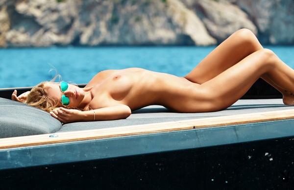 Claudelle deckert nackt videos
