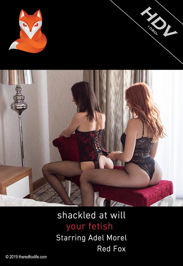 [TheRedFoxLife] Adel Morel, Red Fox - Shackled At Will