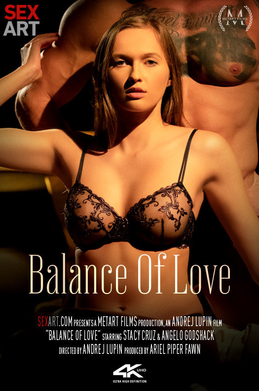 [Sex-Art] Stacy Cruz, Angelo Godshack - Balance Of Love