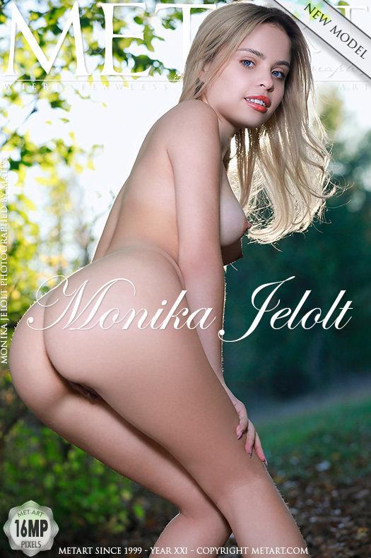 [Met-Art] Presenting Monika Jelolt